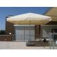 Квадратен чадър